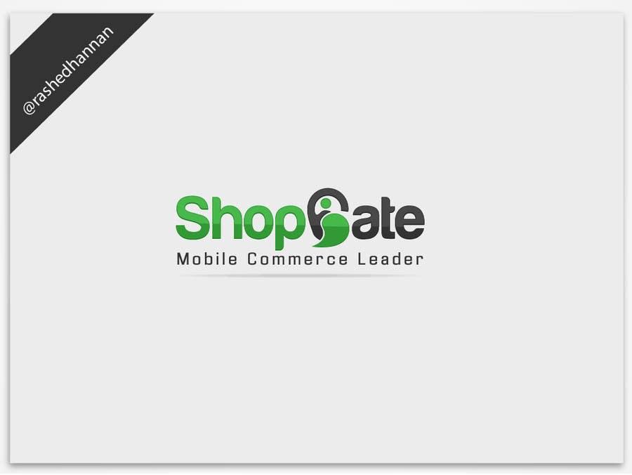 Penyertaan Peraduan #103 untuk Design a Logo for Shopgate.com