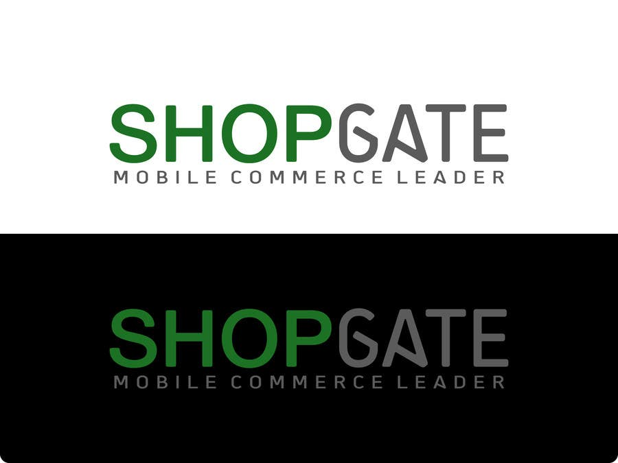 Penyertaan Peraduan #116 untuk Design a Logo for Shopgate.com