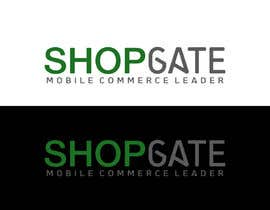 #116 for Design a Logo for Shopgate.com af texture605