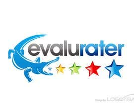 #329 para Logo Design for EvaluRater de logotrak