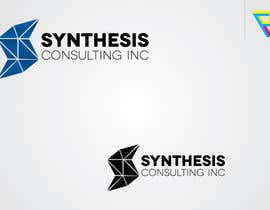 #82 untuk Logo Design for Synthesis Consulting Inc oleh Ferrignoadv