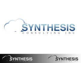 #153 para Logo Design for Synthesis Consulting Inc por karimkhafaji