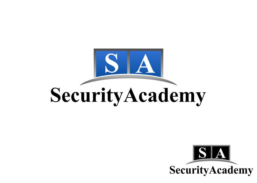 #112 for Design a Logo for Security Academy by netbih