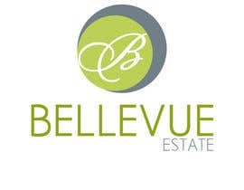"nº 20 pour Logo Design for ""Bellevue Estate"" par kamalakila"