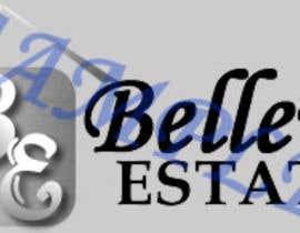 "nº 43 pour Logo Design for ""Bellevue Estate"" par eyesofhope"