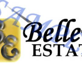 "#45 cho Logo Design for ""Bellevue Estate"" bởi eyesofhope"
