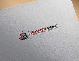 Nro 111 kilpailuun Design a Logo for Brians Anchors käyttäjältä Bwifei24