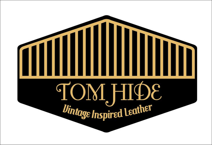 Inscrição nº                                         121                                      do Concurso para                                         Logo design for vintage inspired leather small goods design and craftsman