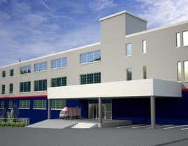 Nro 14 kilpailuun Industrial Building Rendering käyttäjältä archmamun