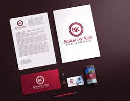 #376 untuk Design a Logo for Boracay Kiss - The Bed and Breakfast oleh JosefaSK