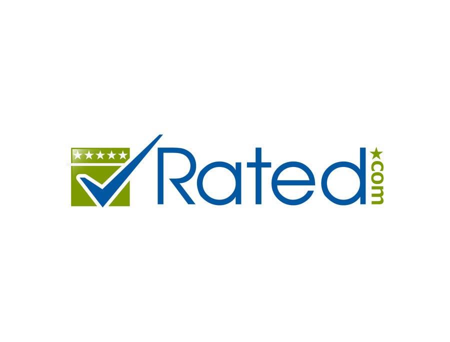 Inscrição nº 116 do Concurso para Design a Logo for Rated.com