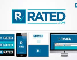 #191 para Design a Logo for Rated.com por jethtorres