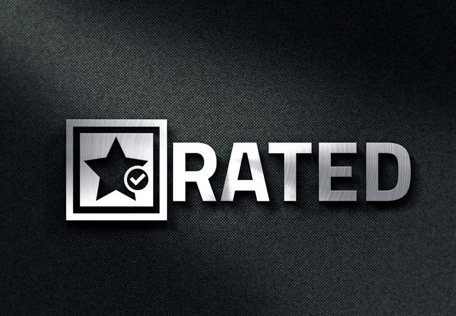 Inscrição nº 126 do Concurso para Design a Logo for Rated.com
