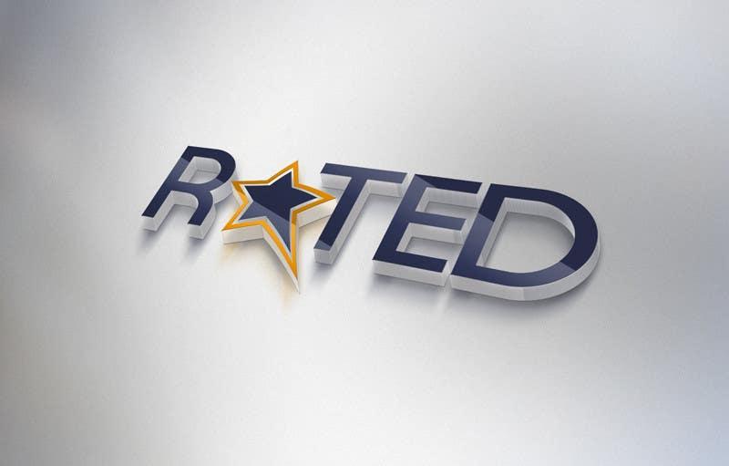 Inscrição nº 78 do Concurso para Design a Logo for Rated.com