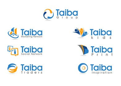 #23 for TAIBA Group Logos & Promotional Items by thimsbell