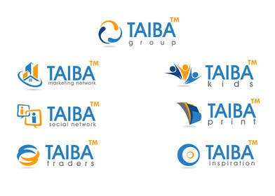 #27 for TAIBA Group Logos & Promotional Items by thimsbell