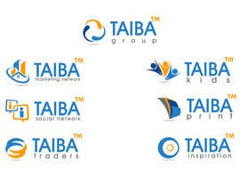 nº 27 pour TAIBA Group Logos & Promotional Items par thimsbell
