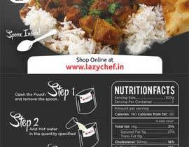 adrizing tarafından Design a Label for Food Product için no 21