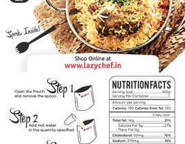 adrizing tarafından Design a Label for Food Product için no 27