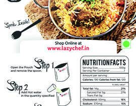 adrizing tarafından Design a Label for Food Product için no 28