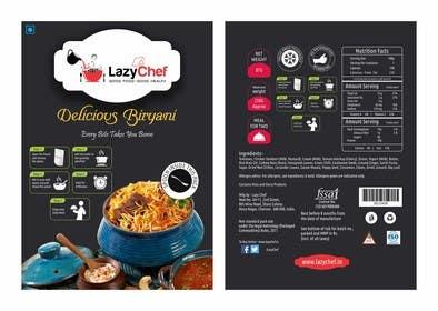 bhaveshkhatarani tarafından Design a Label for Food Product için no 19