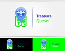 Nro 42 kilpailuun Design a logo for a treasure hunt business käyttäjältä javvadveerani