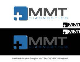 #87 cho Design a Logo for MMT Diagnostics bởi Mechaion