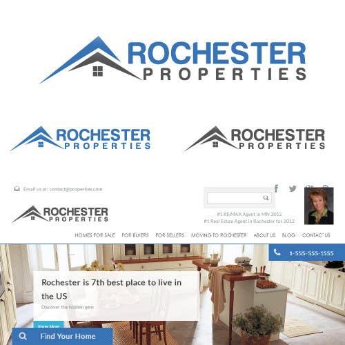 Bài tham dự cuộc thi #124 cho Design a Logo for a Real Estate Company