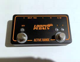 Nro 5 kilpailuun Design Graphics for Guitar Pedals käyttäjältä jonAtom008
