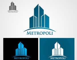 #104 untuk Design a Logo for Metropoli oleh laniegajete