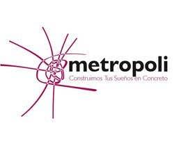 #62 para Design a Logo for Metropoli por pablopoeta