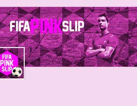 #26 for FIFA PINK SLIP LOGO by adelaidejesus