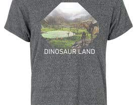 #17 for Design a Dinosaur Land T-Shirt by gevorgchepchyan