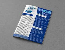#13 cho Design a Brochure for an Email Hosting Company bởi HoneyITSolution