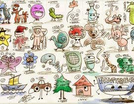 #23 untuk Create monster drawings for mobile game oleh GhitaB