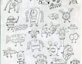 #18 untuk Create monster drawings for mobile game oleh unsoftmanbox