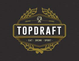 #30 for A logo for TopDraft by elton33