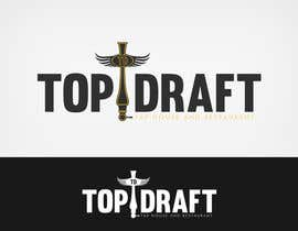 #31 for A logo for TopDraft by Lozenger
