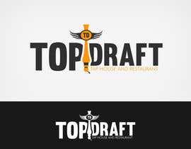 #65 for A logo for TopDraft by Lozenger