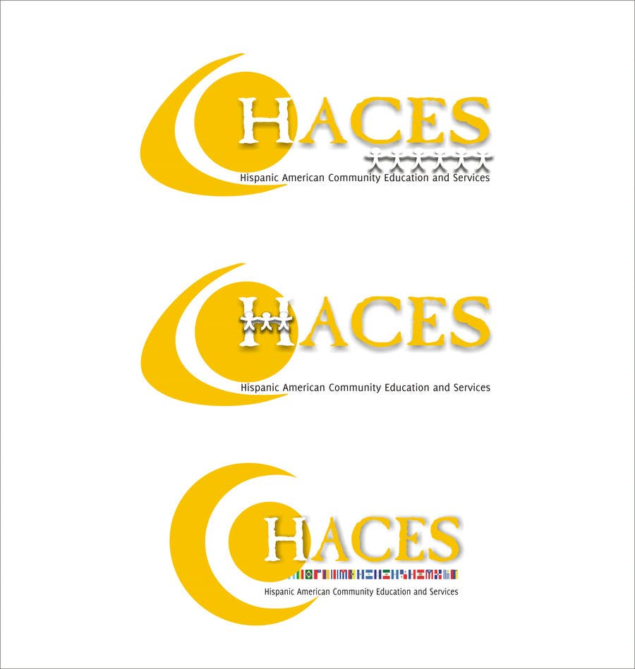 #40 for Design a Logo for HACES by szon