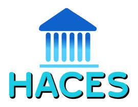 #8 for Design a Logo for HACES by rajjab08