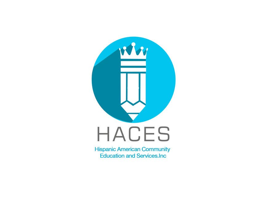 #53 for Design a Logo for HACES by urbeebiswas