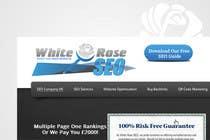 Graphic Design Конкурсная работа №280 для Logo Design for White Rose SEO (www.whiteroseseo.com)