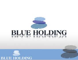 #31 for Logo Design for Blue Holding by ciprianvlaicu