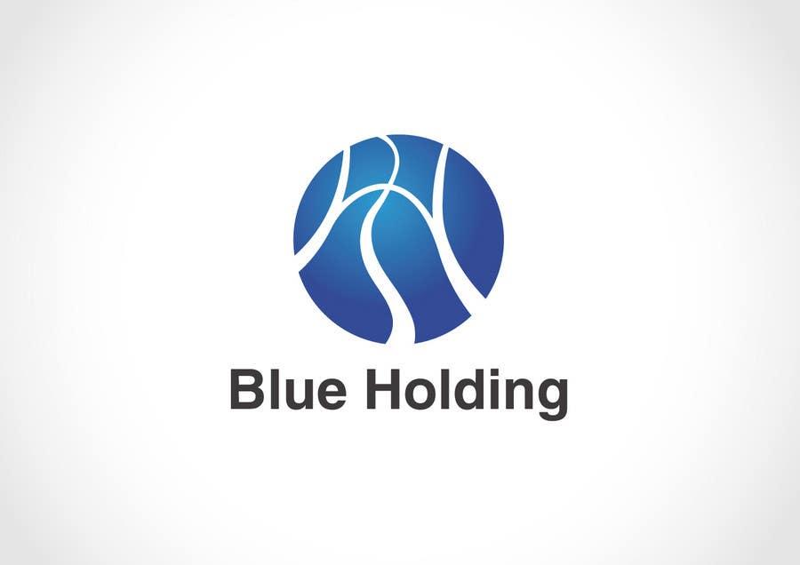 #50 for Logo Design for Blue Holding by Mackenshin