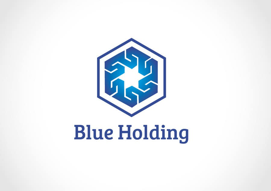 #48 for Logo Design for Blue Holding by Mackenshin