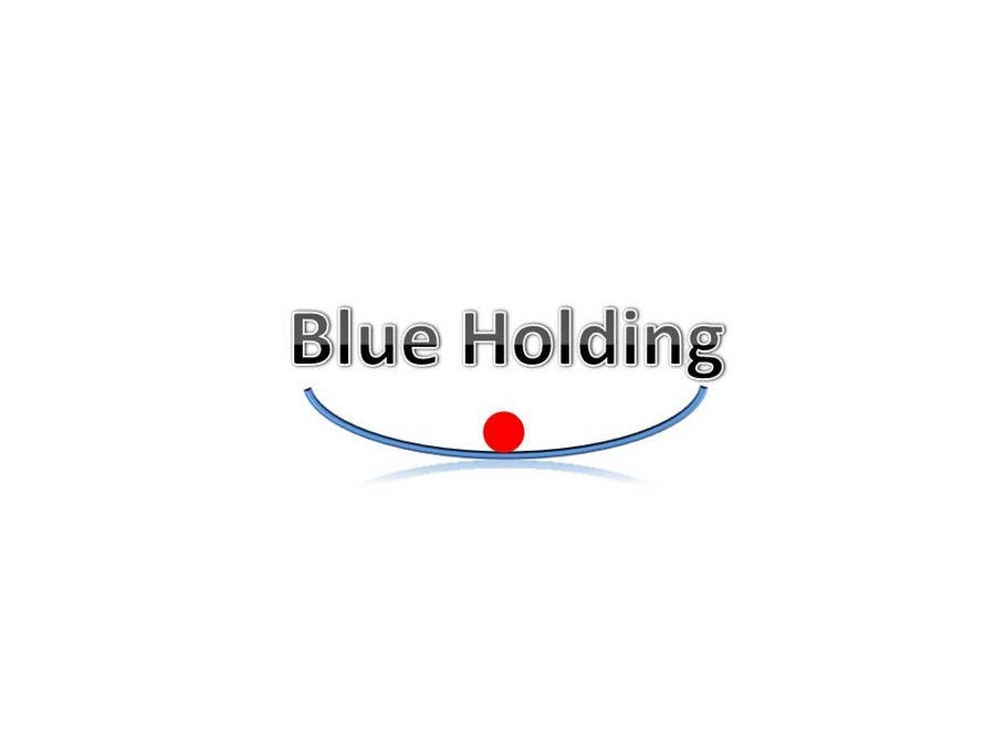 #38 for Logo Design for Blue Holding by clickme
