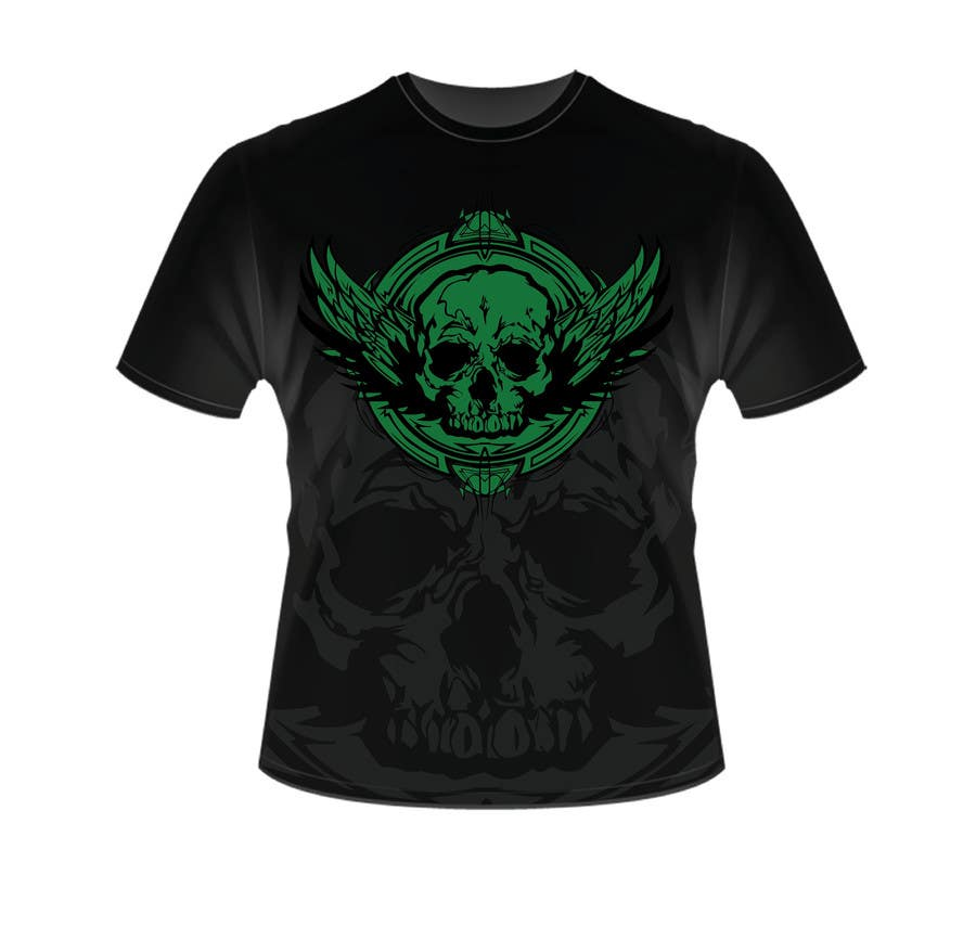 #8 for Design a T-Shirt, HAT AND BANDANAS for BIKERS by clementalwin