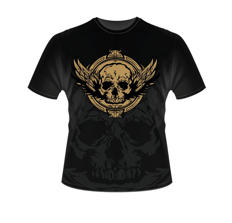 #11 for Design a T-Shirt, HAT AND BANDANAS for BIKERS by clementalwin