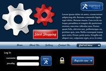 Website Design Entri Kontes #12 untuk Website Design for Ingenious Tools
